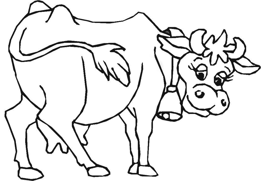 De Ausmalbilder Tiere Pferde Einhorn